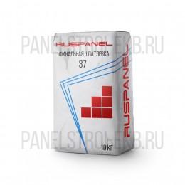 Ruspanel 37 шпатлевка финишная 10 кг