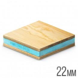 Sandwich ФанераХ2 + XPS 1200х600х22