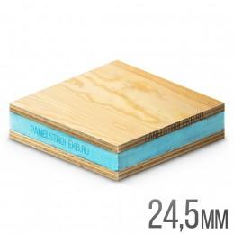 Sandwich ФанераХ2 + XPS 1200х600х24,5