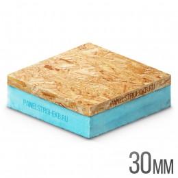 Sandwich OSB+XPS 1200х600х30