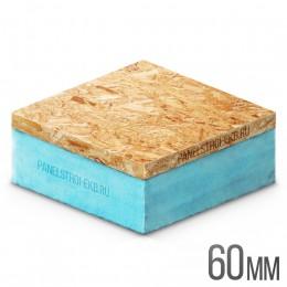 Sandwich OSB+XPS 1200х600х60