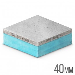 Sandwich СМЛ+XPS 1200х600х40
